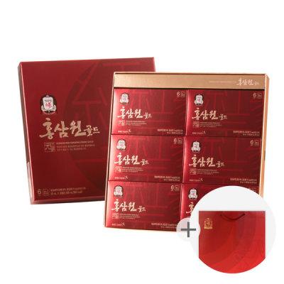 [정관장] 홍삼원 골드 50ml 30포 1박스/선물/추석선물/쇼핑백