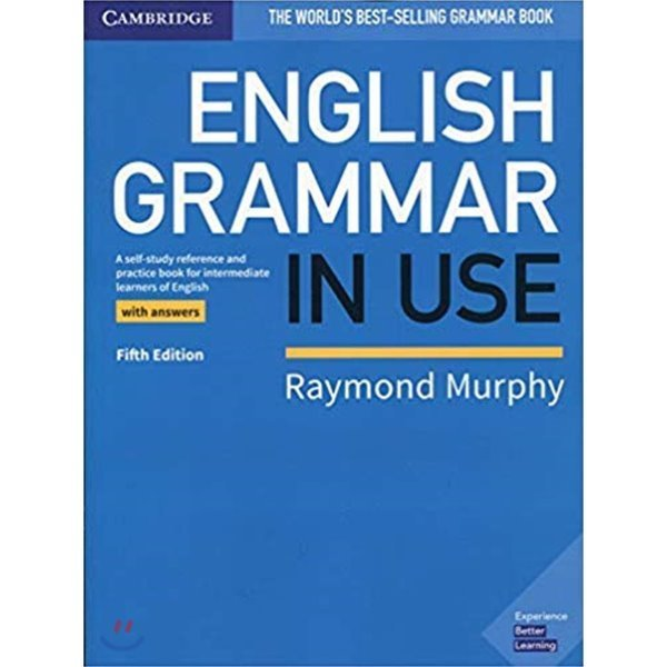 English Grammar in Use Book With Answers  5 E : A Self-study Reference and Practice Book for In...