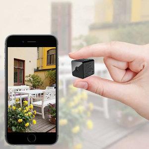 신상1080P무선 휴대용소형 카메라가정 감시 카메라Q9H