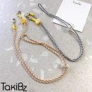 타키비즈  옐로스마일 스트랩조절 마스크목걸이(국내생산)