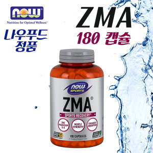 Now Foods ZMA 800mg 180caps