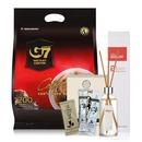 베트남 G7 커피/Pure Black 200T/블랙 +디퓨저+커피3종