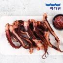 바다원  오징어 구이족 1kg 오징어다리 망족 통족