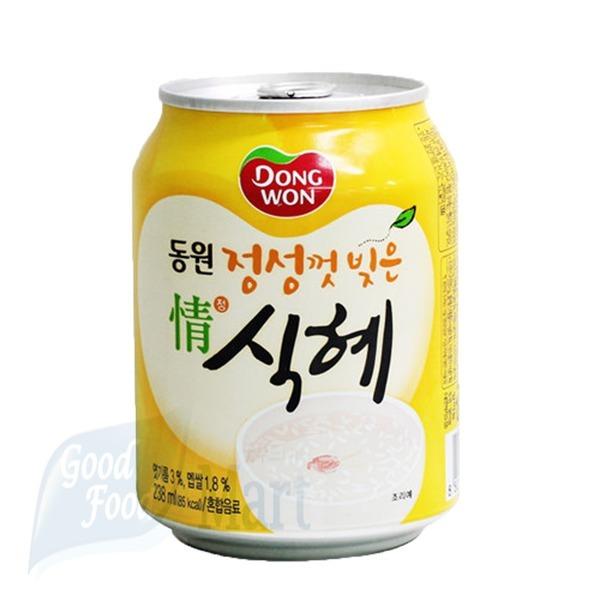 동원 정식혜 238ml (24캔) 한박스 초특가