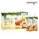 코코몽 잘자란유기농 오렌지파우치100ml 10입 x5(50입)