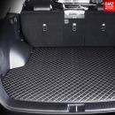 퀼팅가죽 4D 트렁크매트 방수코팅 카매트 자동차매트