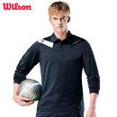 윌슨 남성 긴팔 카라티셔츠 4607 네이비 단체복