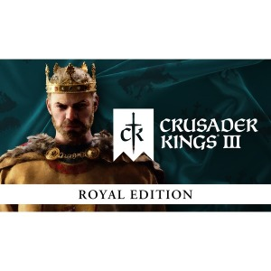 PC 크루세이더 킹즈 3 로얄에디션 한글판 스팀 코드