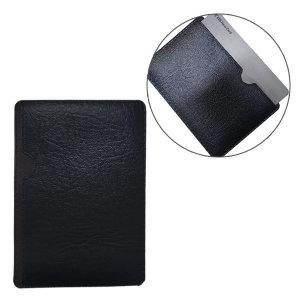 (추가금액없음) 블랙 레자카드지갑   인조가죽 카드지