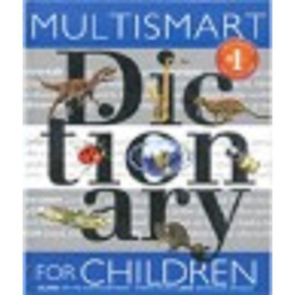 Multismart Dictionary for Children (Hardcover)   /(하단참조)