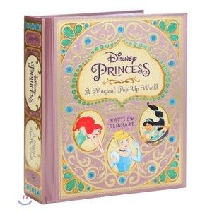 Disney Princess : A Magical Pop-up World 한정판 디즈니 프린세스 팝업북  Matthew Christian Reinhart