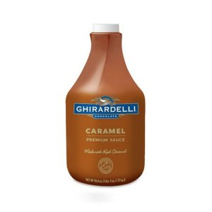 기라델리 카라멜 소스 2.47kg 카라멜 소스