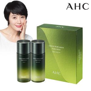 AHC 온리포맨 포어프레쉬 옴므 2종 세트
