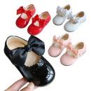 아동 유아 여아 리본 플랫 단화 구두 신발 XZ-448