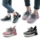 아동 유아 니트 삭스 스니커즈 슬립온 신발 XZ-444