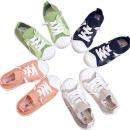 아동 유아 여아 삭스 스니커즈 슬립온 신발 XZ-435