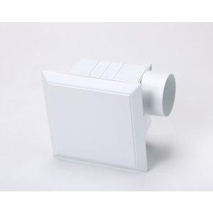 욕실환풍기 DWV-80DRM 중정압 팬 외형치수:230x230mm