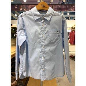 (파주점)남아 스카이블루 클린 셔츠 (BS11BL02SB)