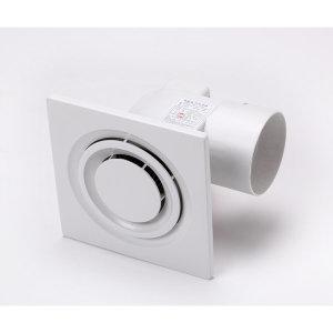 욕실환풍기 DWV-11DRB 덕트용 팬(외형치수:200x200mm)