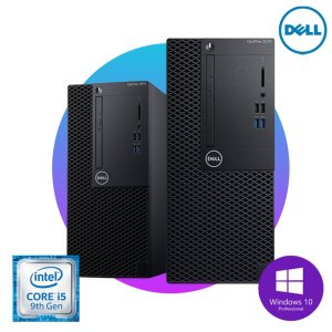 옵티플렉스 3070MT i5/ 8GB / SSD 256GB / Win10 Pro