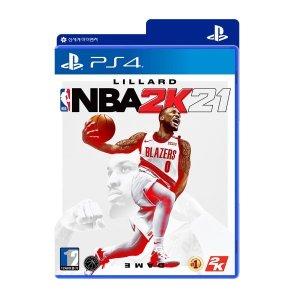 (SIEK)  소니 PS4  NBA 2K21(한글화)