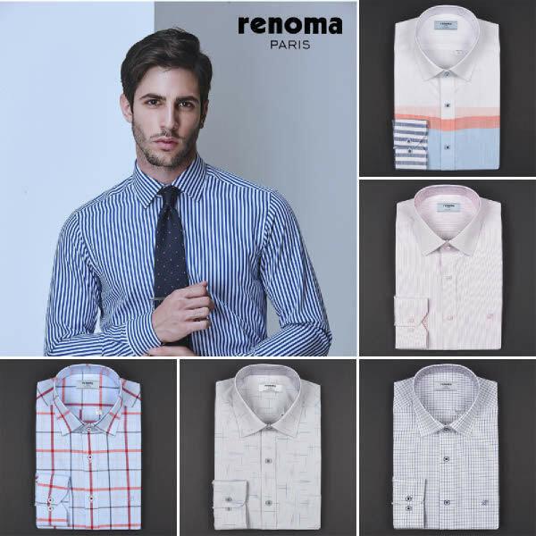 (현대백화점) 레노마 와이셔츠  데일리 셔츠 남방 25종 (사은품 증정)(선물포장 가능)