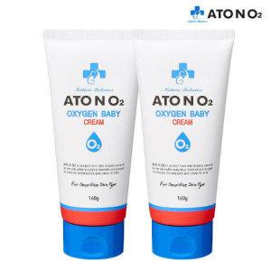 (현대Hmall)아토엔오투 옥시젠 베이비 크림 2개세트