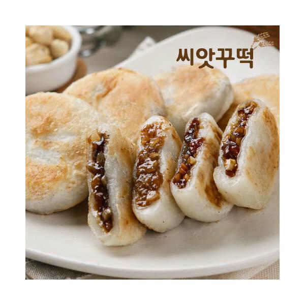 (현대Hmall)부산명물 씨앗호떡/해바라기(60g 5개 4세트)