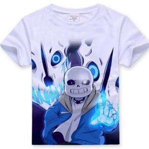 (해외)언더테일 캐릭터 반팔 티셔츠 23종택1