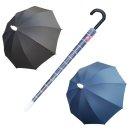 120cm 골프우산 투명 자바라형우산 빗물받이우산