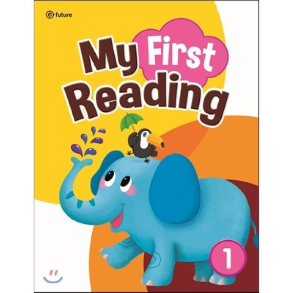 My First Reading 1 : Student Book  Casey Kim  Hee Kyoung Kim  Jessica Kim