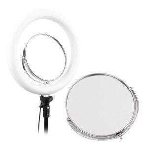 컴썸 링라이트 거울 투웨이 양면거울