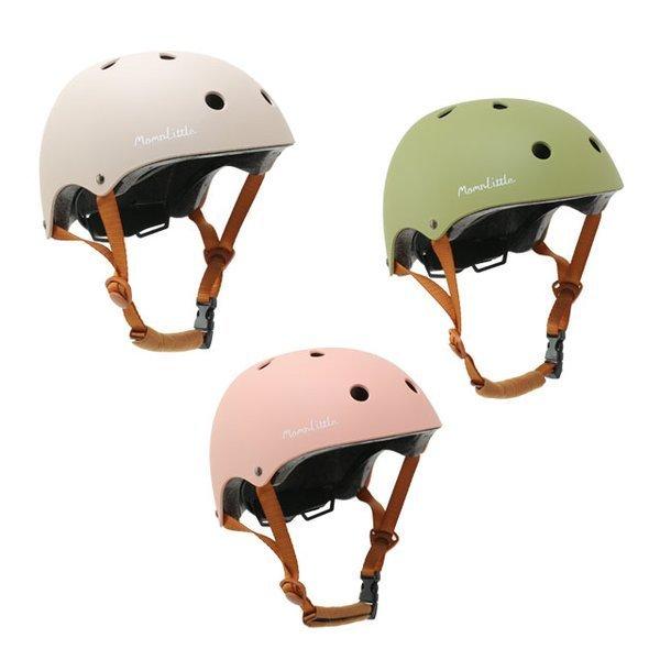 (맘앤리틀) 맘앤리틀 퍼스트 유아 자전거 보호 헬멧