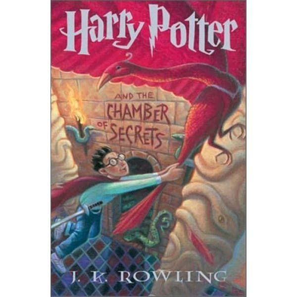 Harry Potter and the Chamber of Secrets : Book 2  J  K  Rowling  Mary GrandPre