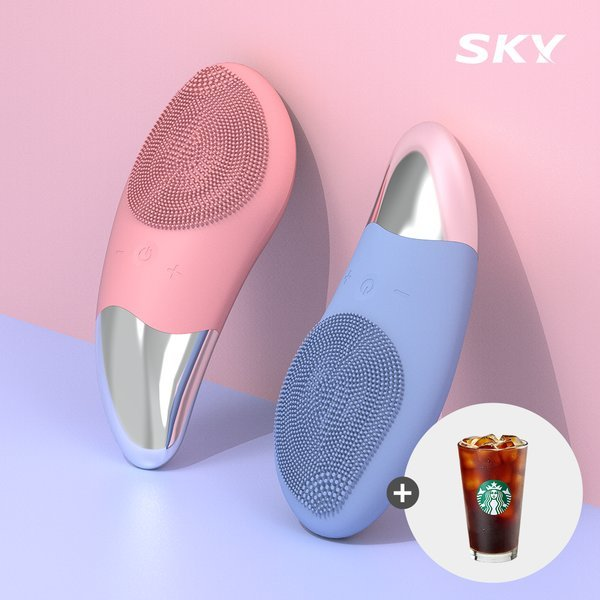 스카이 미엔느 진동클렌저 SC10 마사지 SKY-Mi-SC10