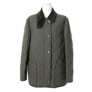 버버리 뉴 다이아몬드 퀼팅 재킷