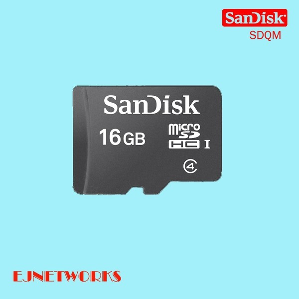 micro SDHC Class4  16GB QM 벌크 마이크로SD카드
