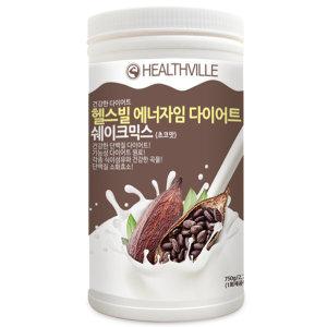 단백질쉐이크 에너자임 다이어트 쉐이크 초코