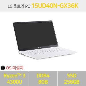 LG전자 15UD40N-GX36K SSD 256GB 기본사양/재고보유 EF
