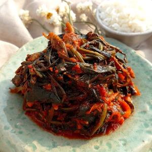 남도밥상 여수 고들빼기 김치 1kg 산지재배 산지직송