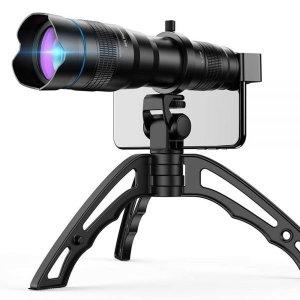Apexel 고출력 36x 렌즈 스마트폰 망원렌즈