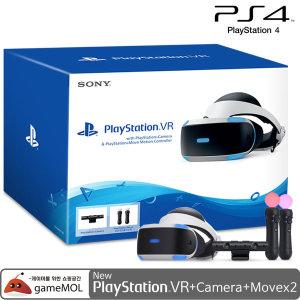 PS4 PSVR 본체 올인원 팩(3번set) / 단품