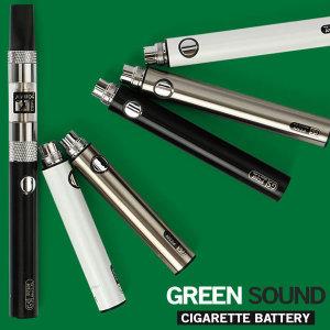 전자담배 배터리 650mAh 그린사운드 저스트포그