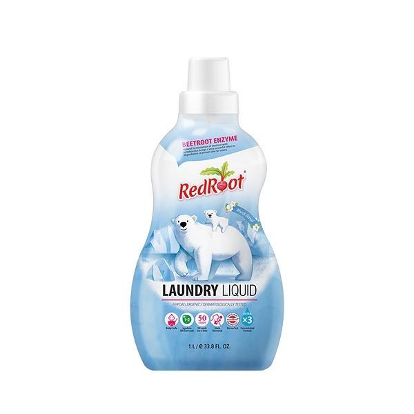 레드루트 유기농 아기 세탁세제 머스크플로랄 1L