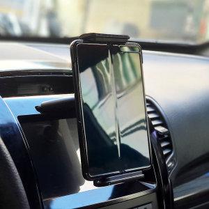 갤럭시Z폴드2 V50 V50S 스마트폰 차량용거치대 CD형