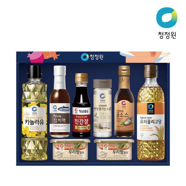 청정원 선물세트 행복5호 x 1개 스마일배송