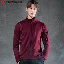 에어워크 남성 기모 트레이닝복세트 9615 레드 운동복