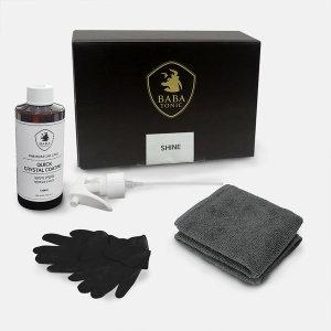 바바토닉 샤인 퀵디테일러 고광택 셀프 유리막코팅제