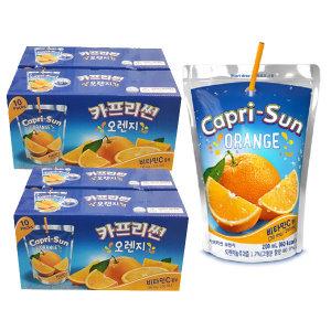 카프리썬 오렌지 200mlx40팩