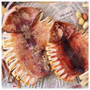 해명원 국내산 반건조오징어500g(4~5미) 2팩